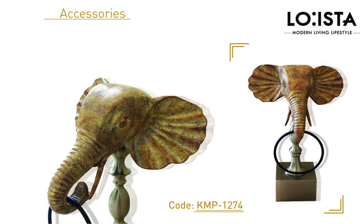 "accessories ""Elephant"" by Lo:ista.."