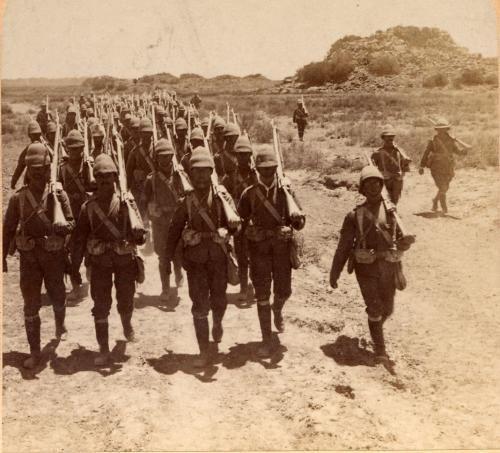 British Infantry - Boer War