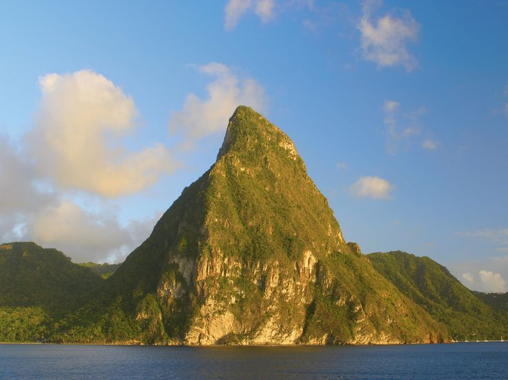 St. Lucia Honeymoon: Weather and Travel Guide | Photo by: Shutterstock…