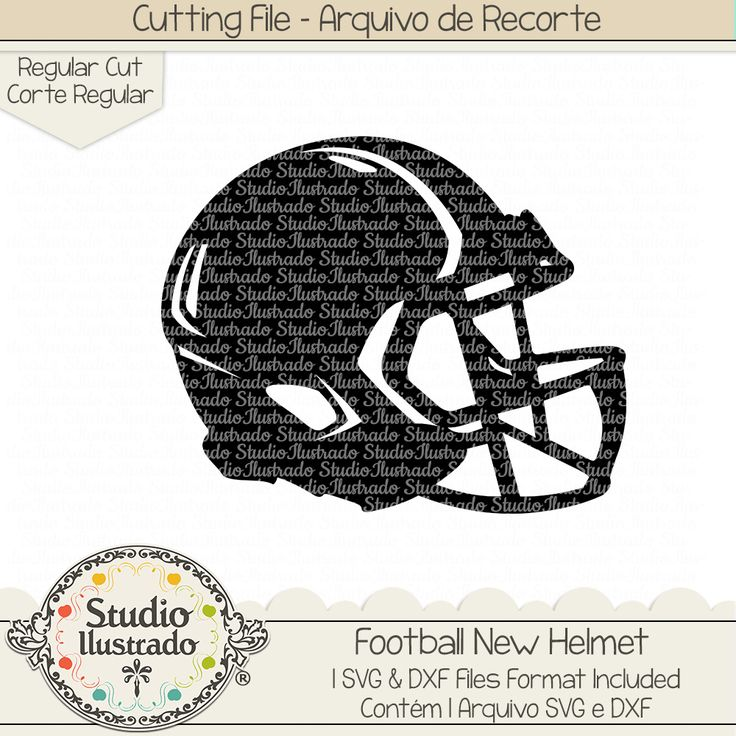 Football New Helmet, Football, New, Helmet,capacete, bola, ball, Football Life, campo, field, touchdown, Football, amor futebol americano, love football, love, arquivo de recorte, corte regular, regular cut, svg, dxf, png, Studio Ilustrado, Silhouette, cutting file, cutting, cricut, scan n cut