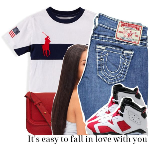 Add Me On Snapchat: xoxotrinnn by trinityannetrinity on Polyvore featuring True Religion, Alexander McQueen and NIKE
