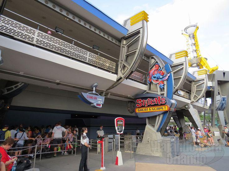 Segundo Dewayne Bevilinformou na seção Theme Park Rangers do Orlando…