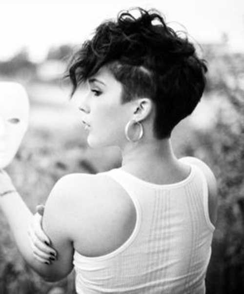 30 Long Pixie Cut Pictures | http://www.short-haircut.com/30-long-pixie-cut-pictures.html