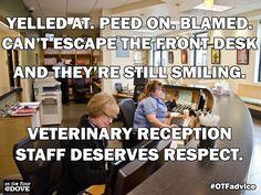 veterinary receptionist meme - Google Search