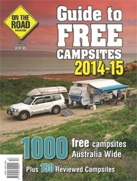 Discover the true spirit of camping with On The Road's free campsite Guide 2014 - 15 magazine. It has over 1000 listings of free campsites around Australia including the facilities available.