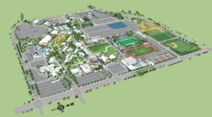 Robert B Moore Theater | Campus Map | Orange Coast College AnyMap