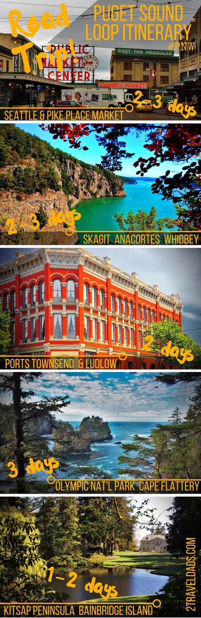 34 best travel: pnw (usa) images on pinterest | travel advice