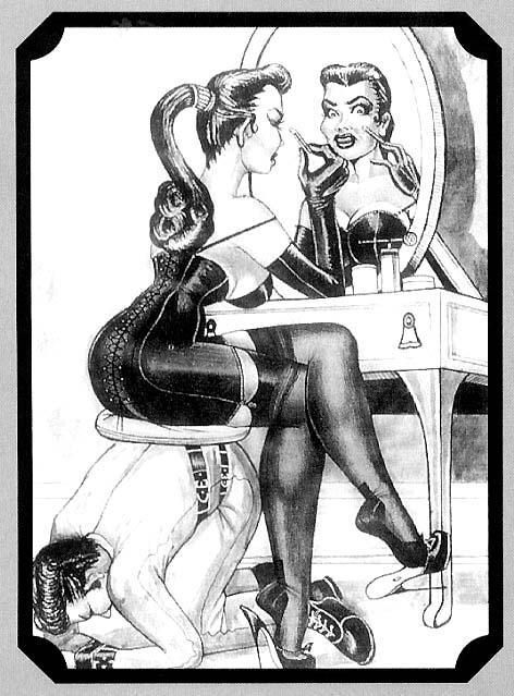 shemale dominatrix erotical massage
