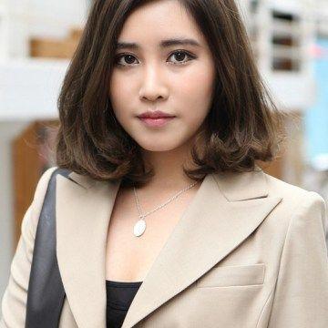 Coiffures coréennes pour cheveux courts 2018 20  #cheveux #coiffures #coreennes #courts