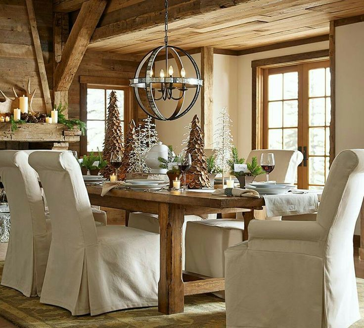 Dumont Mirrored Chandelier From Pottery Barn