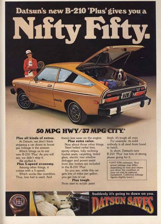 49 best Datsun Car Ads images on Pinterest | Japanese cars ...