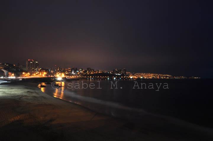 Playa Caleta Abarca, Viña del Mar - V Región de Vaparaiso  Naturastock.com