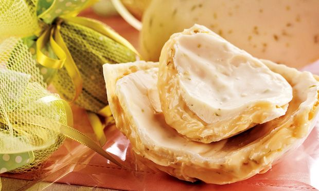 Páscoa: Ovo de Páscoa trufado de limão