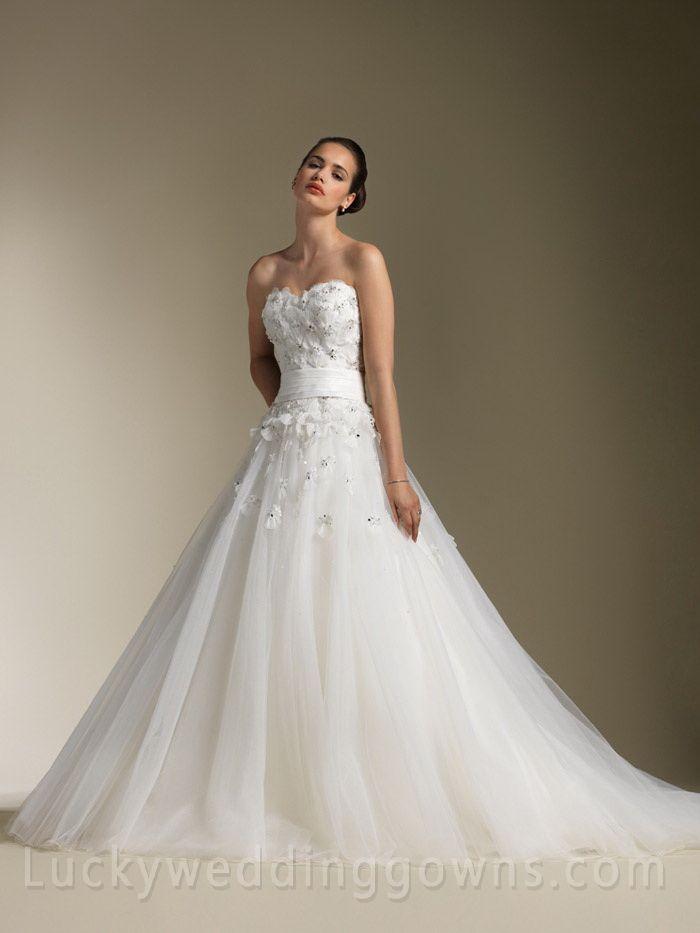 500+ best The Best Wedding Dresses images on Pinterest | Wedding ...