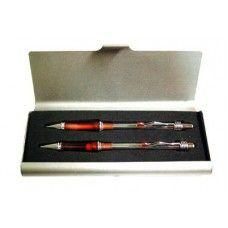 Tollkészlet New Age 2 darabos tollkészlet fémdobozban - Golyóstoll és töltőceruza Ft Ár 1,490