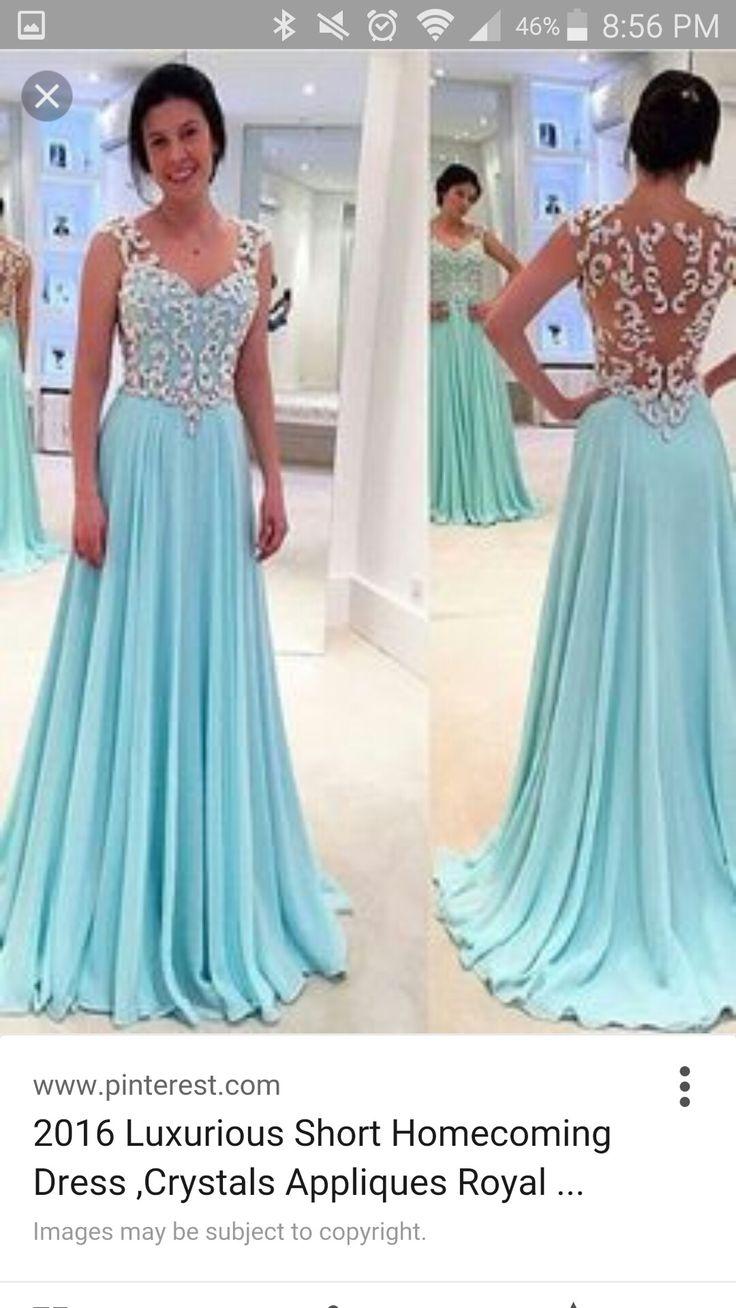 34 best Hoco dresses 2016 images on Pinterest | Hoco dresses 2016 ...