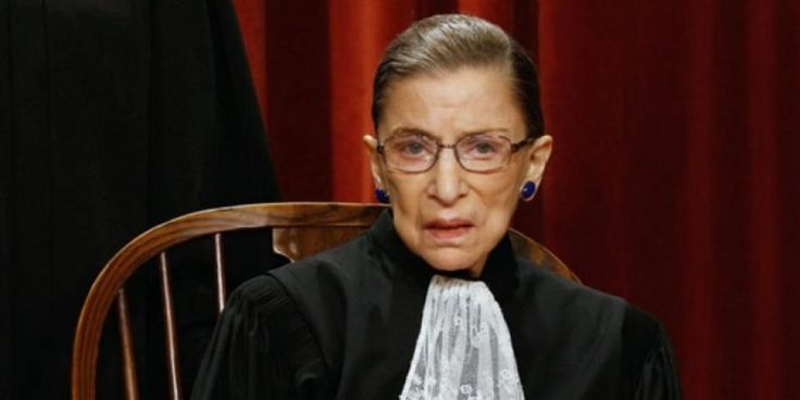 Ruth Bader Ginsburg's Simple Advice To Young Feminists