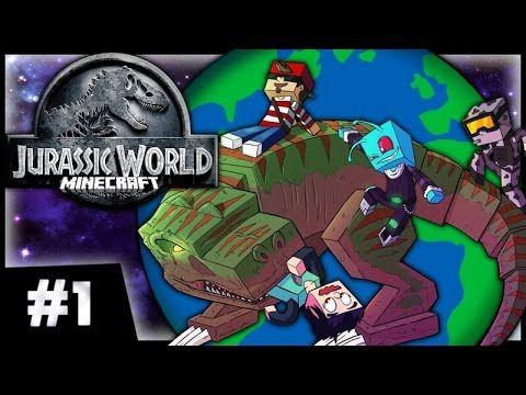http://minecraftstream.com/minecraft-episodes/minecraft-dinosaurs-jurassic-world-modded-survival-lets-play-episode-1-jurassic-craft-is-back/ - Minecraft Dinosaurs: Jurassic World Modded Survival Lets Play Episode 1 - JURASSIC CRAFT IS BACK!  Minecraft Dinosaurs ModPack Series – Jurassic World Modded Survival Lets Play Episode 1 (JurassiCraft & Fossils and Archaeology Mod) ● Minecraft Jurassic World (Never Miss and Episode): https://www.youtube.com/playlist?list=