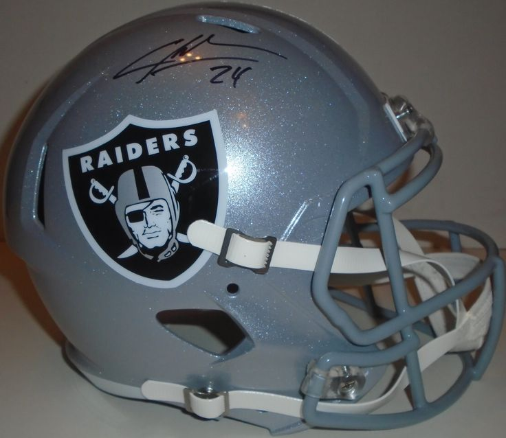 SOLD OUT! Charles Woodson signed Oakland Raiders Riddell full size football helmet w/ proof photo.  Proof photo of Charles signing will be included with your purchase along with a COA issued from Southwestconnection-Memorabilia, guaranteeing the item to pass authentication services from PSA/DNA or JSA. Free USPS shipping. www.AutographedwithProof.com is your one stop for autographed collectibles from Michigan Wolverines & NCAA team. Check back with us often, as we are always obtaining new…