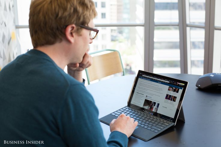 Microsoft's brilliant new Surface Pro outdoes the iPad and the Mac at the same time (MSFT) #Correctrade #Trading #News
