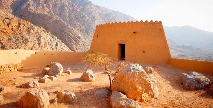 Fort von Ras Al Khaimah