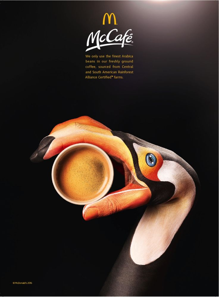 McDonald's: Coffee | Ads of the World™
