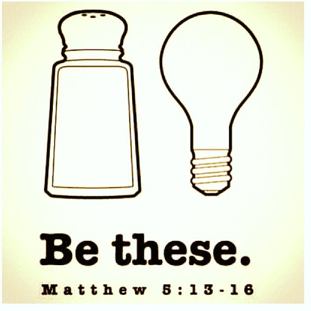 1000 images about bible let your light shine on for Salt and light tattoo