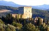 Castello Ripa d'Orcia in Tuscany - Stay in a castle!