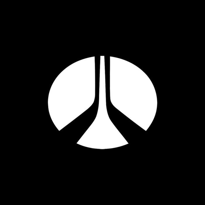 Rockwell International by Saul Bass. (1968) #logo #design #branding