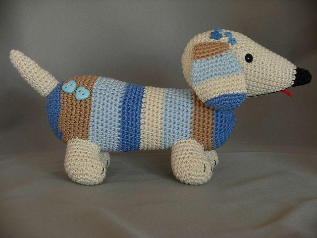 Free Amigurumi Dog Patterns : 236 best stip & haak images on pinterest amigurumi patterns
