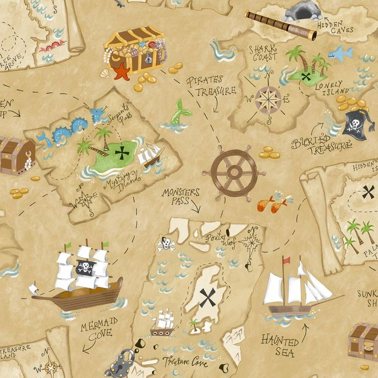 176 best map wallpaper images on pinterest map wallpaper maps and peek a boo 33 x 205 pirate map wallpaper gumiabroncs Choice Image