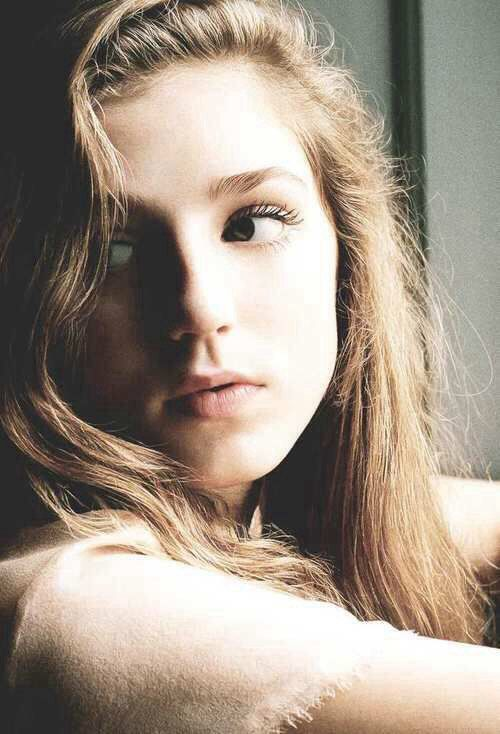 Birdy is 1 year older than me and she's perfect