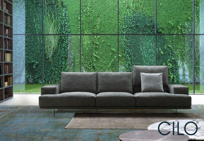 """UPPER"" sofa by papadatos"