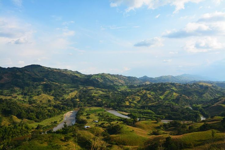 Mirador Vía Cerrito desde Cartago Valle Colombia