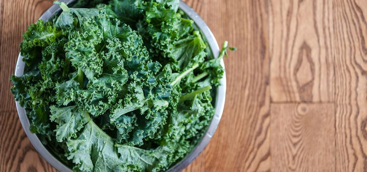 """KALE is being called """"the new beef"""", """"the queen of greens"""" & """"a nutritional powerhouse."""" Here are ten great benefits of adding more kale to your diet:  Kale is low in calorie, high in fiber and has zero fat.  Kale is high in iron. Kale is high in Vitamin K. Kale is filled with powerful antioxidants. Kale is a great anti-inflammatory food. Kale is great for cardiovascular support. Kale is high in Vitamin A. Kale is high in Vitamin C. Kale is high in calcium. Kale is a great detox food."""