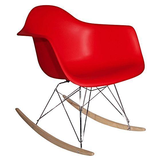 Replica Eames RAR Rocking Chair by Replica Charles & Ray Eames