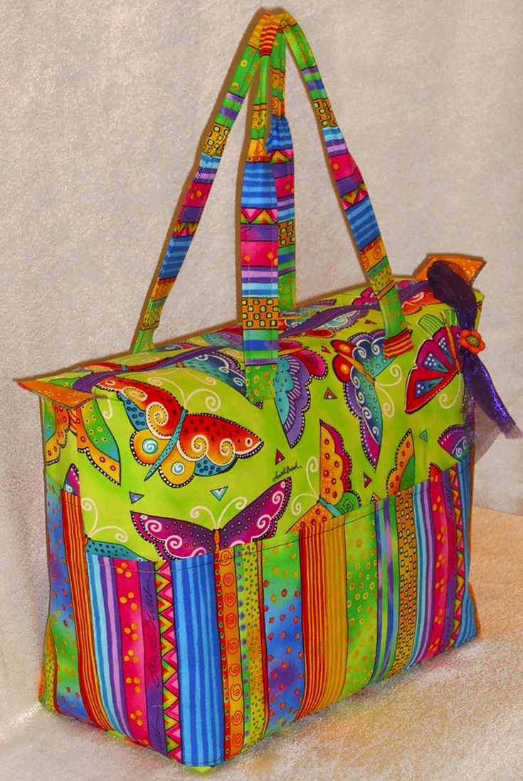Lazy Girl | Blog » Ease Into The Summer (Tote) With A Video Demonstration