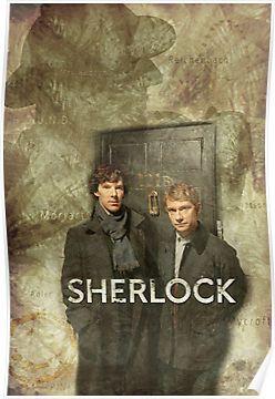 If you love Sherlock Holmes, you've gotta watch BBC Sherlock--- such an amazing series!