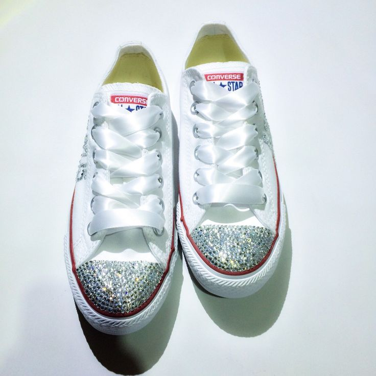 25 best ideas about bedazzled converse on