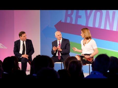 Beyond the Euro Crisis - Stephanie Flanders, Niall Ferguson & George A P...