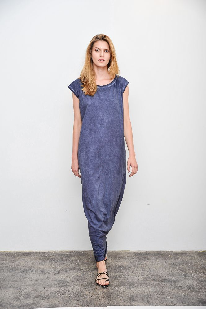 long dress short sleeve