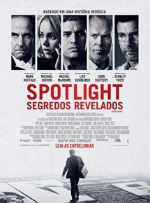 Spotlight - Segredos Revelados