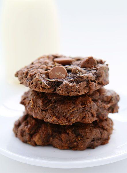 Best 25+ Chocolate Zucchini Cookies ideas on Pinterest ...