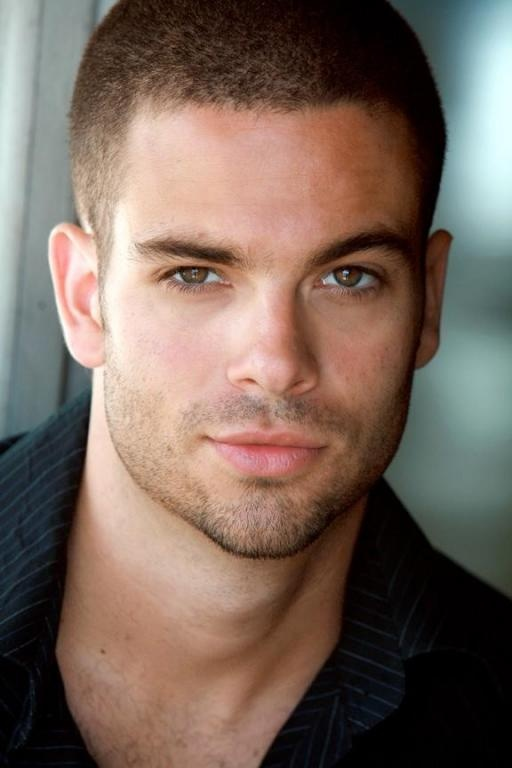 Mark Salling. Ever since he sang Sweet Caroline on the first season of Glee, I've been in love with him.