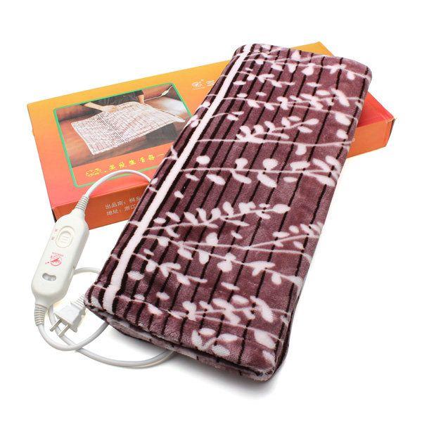Multi-fuctional Coral Fleece Electric Heating Blanket Warming Pad