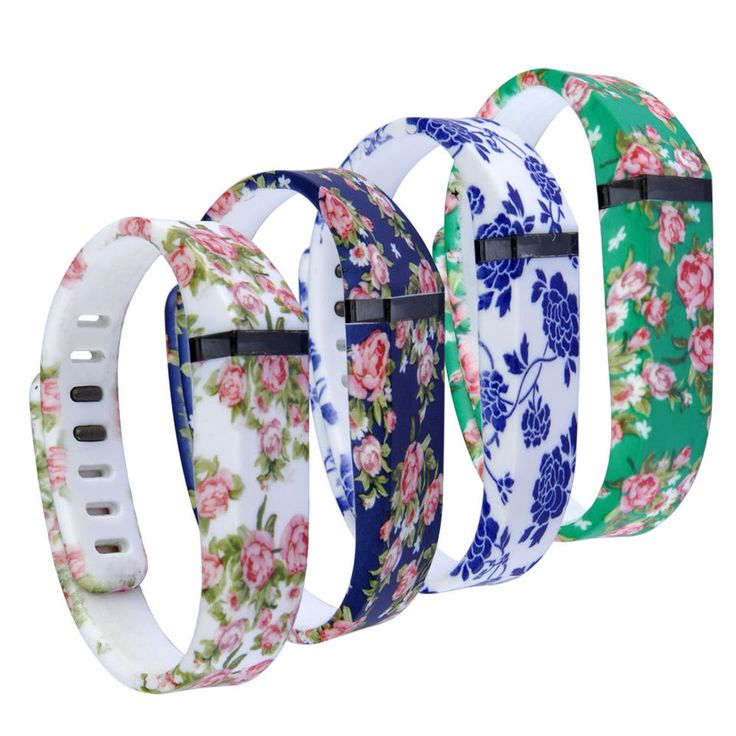 4pcs Replacement Wrist Band Clasp for Fitbit Flex Bracelet Large/Small NoTracker