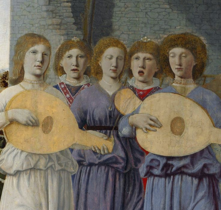 Piero della Francesca - The Nativity