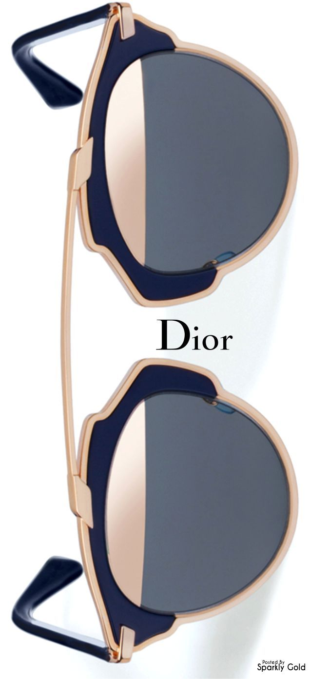 Dior Sunglasses #billionaireluxe