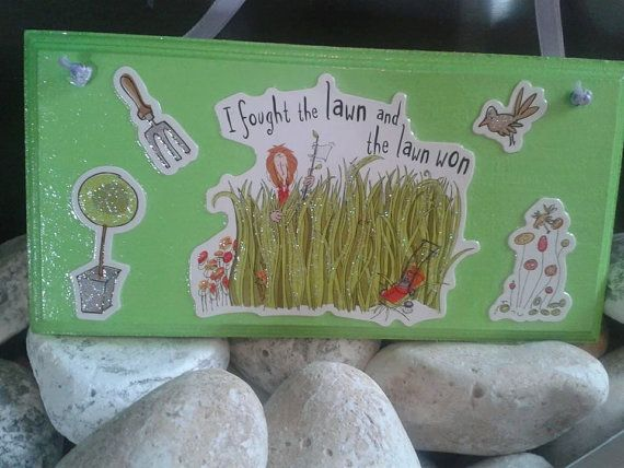 Hand Painted Wooden Plaques with quotes and by Tinascraftsforyou, £8.00