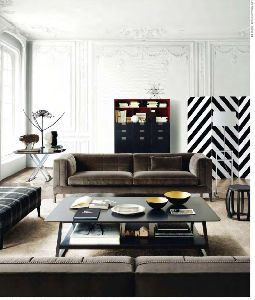 MAXALTO interior decorating ideas for living room furniture
